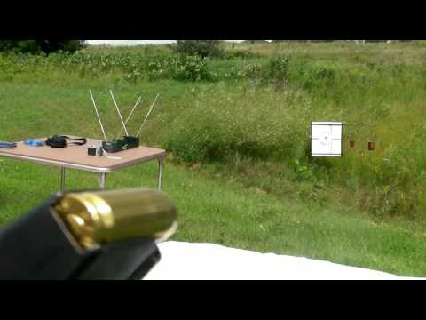 CZ82 9X18 Makarov Chrony Testing 3 Brands of Ammo