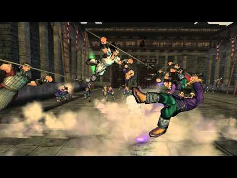Kung Fu Strike The Warriors Rise-TiNYiSO