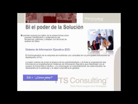 Concepto de Business Intelligence [Inteligencia de Negocios] (BI)