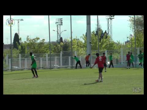Rayo Vallecano División de Honor - InterSoccer Academia 3/5