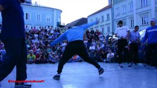 Brejkdans vol. 3 / Finał Bboying 3vs3 / Hefo Dex Bubek vs Navi Squad