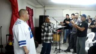 Barrios unidos en Cristo Comunidad Long Beach CA,