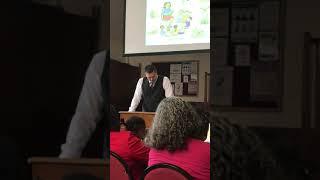 Childrens Story - 18/05/2019