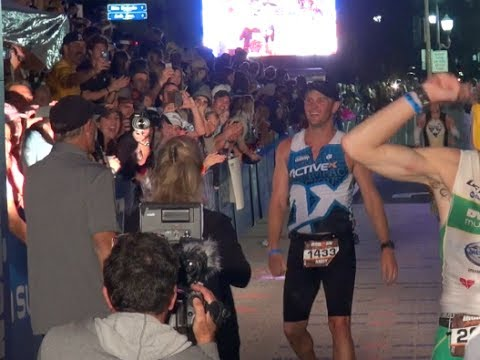Andy Reilly Finishes 2013 Ironman Arizona