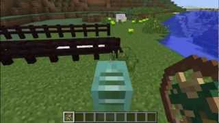 Minecraft Mod Spotlight: Animal Bikes [2/2] (HD)