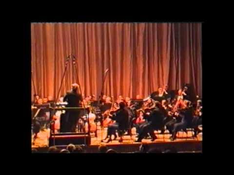 Nurhan Arman conducts Prokofiev Symphony No. 5, mov. 2