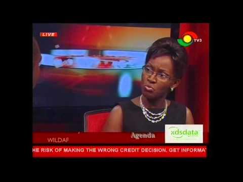 WACSI represented on AGENDA on TV3