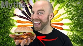 """7 MYTHS You Still Believe About """"HEALTHY EATING"""""""