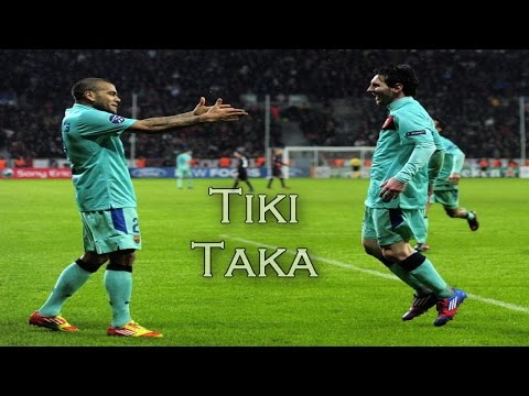 Lionel Messi & Dani Alves ● Ultimate Tiki-Taka Skills ● 2008-2015