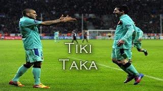 Lionel Messi & Dani Alves ● Ultimate Tiki-Taka Skills ● 2008-2015