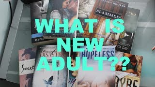 What is New Adult Fiction??