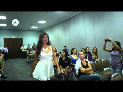 Presentación De Candidatas A Miss Piura