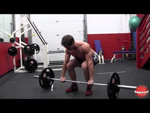 Deadlift Fundamentals- Foot Stance (Barbell) Image 1