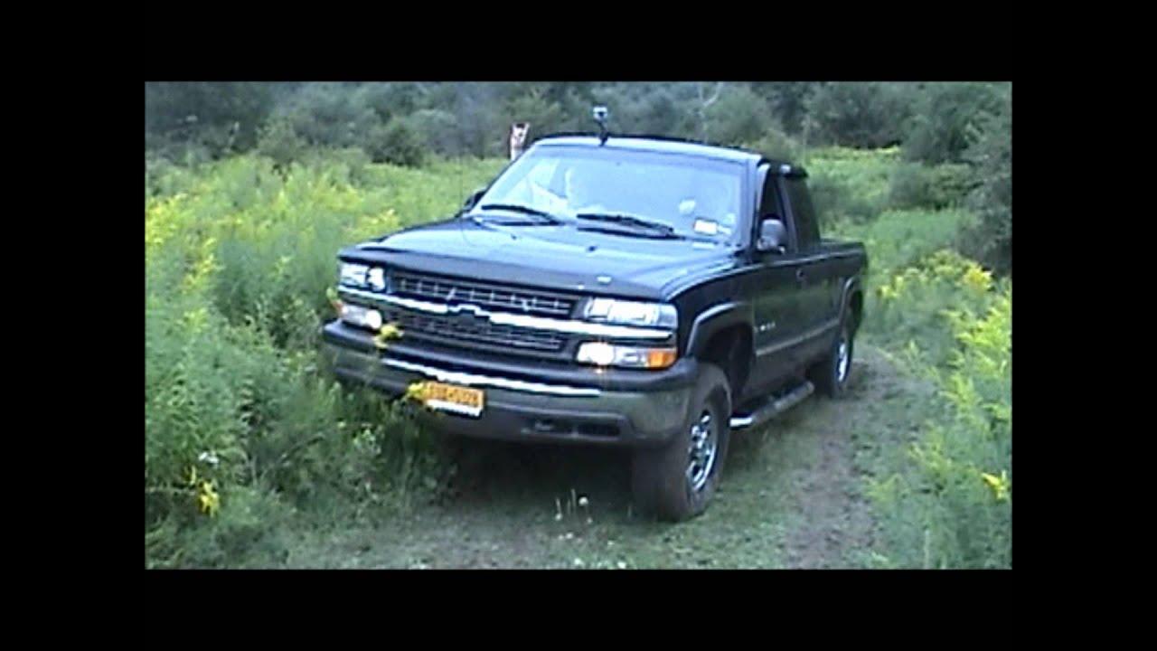 2000 Chevy Silverado 1500 V8 4 8l Straight Piped Youtube