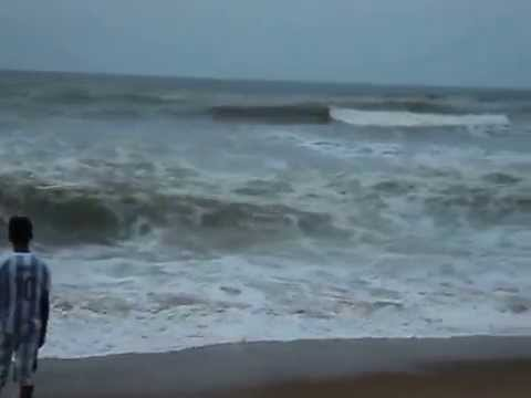 The beauty of Odisha. The Bay Of Bengal.