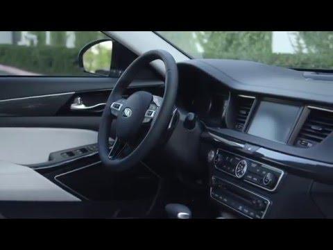 2017 Kia Cadenza - Interior Design Trailer | AutoMotoTV