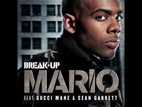 Break Up Mario Ft Gucci Mane And Sean Garrett With Lyrics video