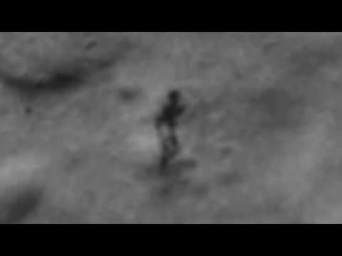 Odd figure on the Moon?