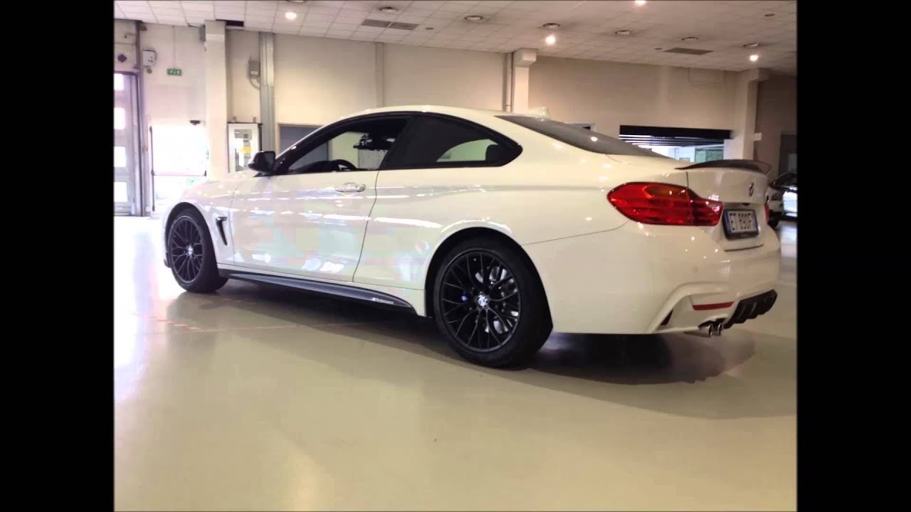 Bmw 430d M Sport M Performance Step 3 Youtube