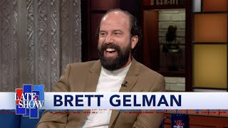 Brett Gelman Starred In One Of The Original 'Colbert Report' Segments