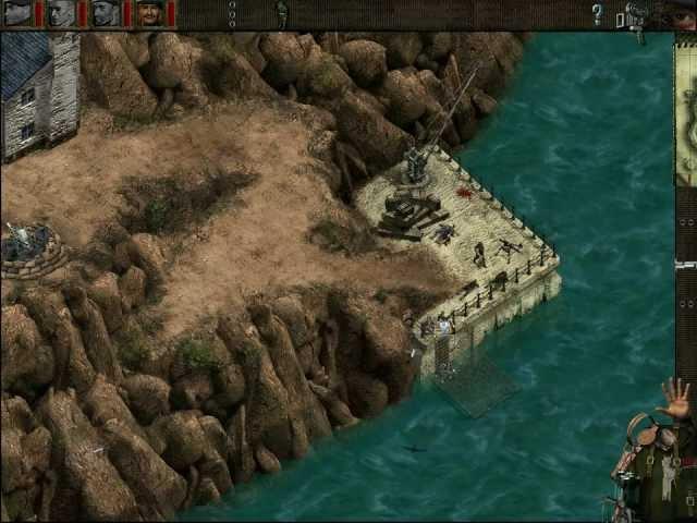 Commandos BTCOD Gameplay: Mission 1 Part 1