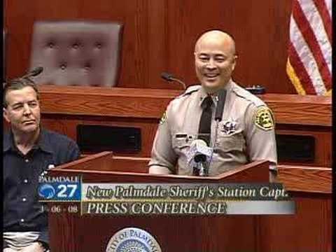 Palmdale Sheriffs Press Conference, 3/6/08 - Segment #4