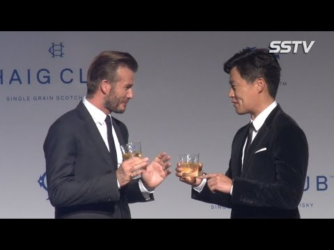 [SSTV] 데이비드 베컴(David Beckham), 6년만에 한국방문 '이서진과 훈훈한 만남~'