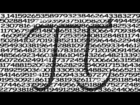 красота математики - Пи