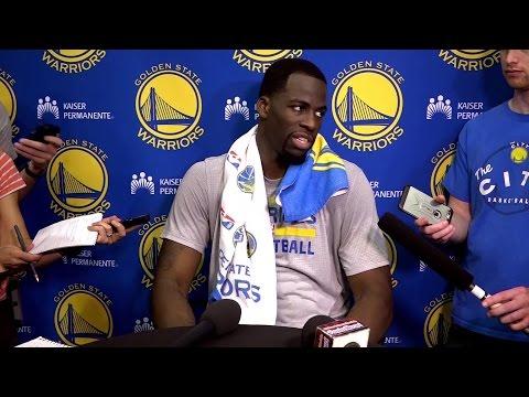 "Warriors Draymond Green On Klay Thompson's All-NBA Snub: ""It's Bull---"""