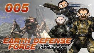 LPT Earth Defence Force #005 - Extraterrestrisches Leben und 3 MIB [kultur] [deutsch] [720p]