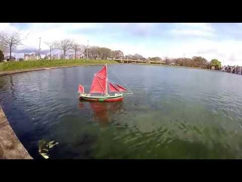 Thames sailing barge