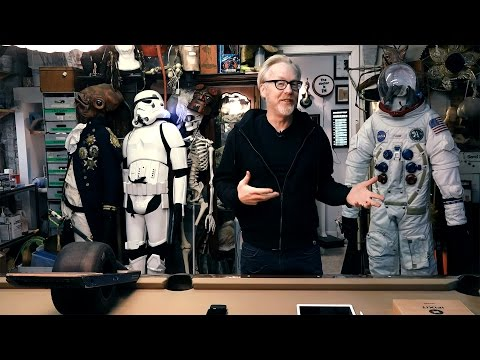 Tested in 2015: Adam Savage's Favorite Things!
