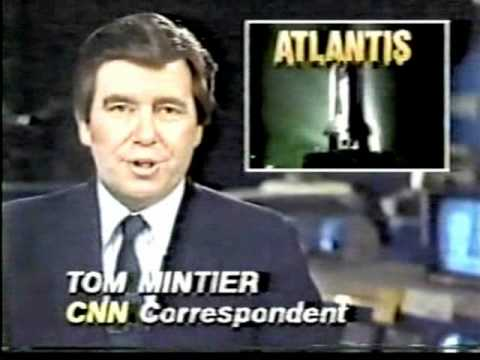 CNN Coverage of The STS-61-B Launch