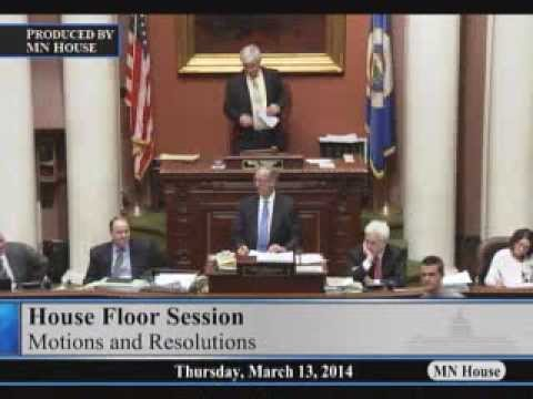 House floor session  3/13/14