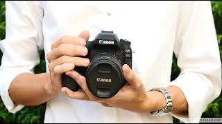 Canon EOS 80D Review 4K by Rith & Por (Cambo Report)
