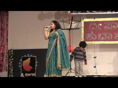 Vidyaranya Kannada Kuta: Deepawali rajyotsava 2013: Chitra: Kwate Lingave video