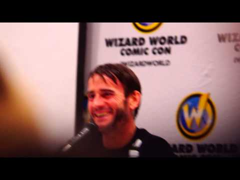 Wizard World Portland 2014: C.M. Punk WWE Panel