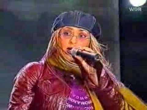 Anastacia - Anastacia - 10 Im Outta Love @ Rock Am Ring 2001