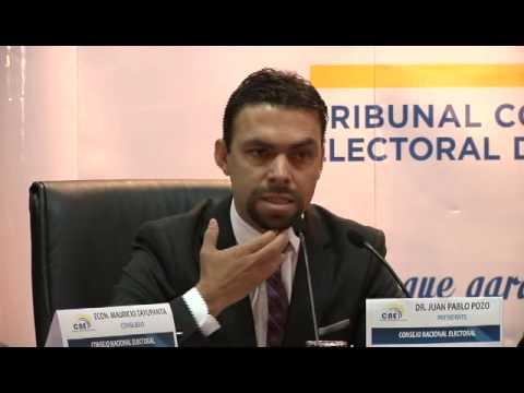 Convenio beneficiará el fortalecimiento democrático mediante capacitaciones y reformas