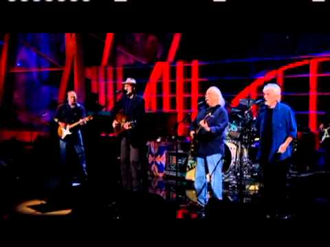 CSN and James Taylor Rock and Roll Hall of Fame 25th Anniversary shows