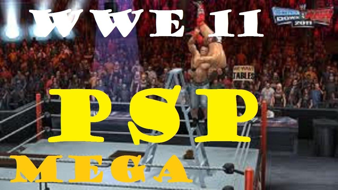 Smackdown Vs Raw 2011 Psp Iso Mega