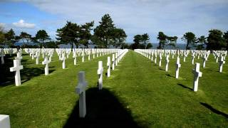 Cemetery US Normandy Colleville sur Mer France