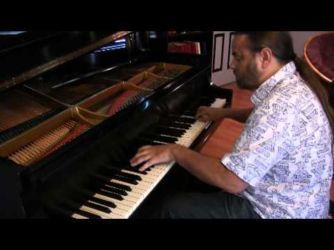 Magnetic Rag by Scott Joplin | Cory Hall, pianist-composer