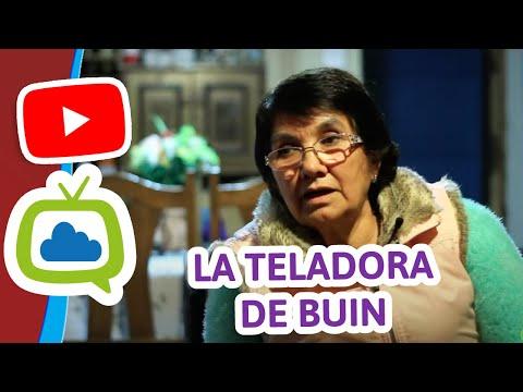 María Eugenia Vargas, la teladora de Buin