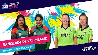 Bangladesh v Ireland LIVE: ICC T20 World Cup Qualifier semi-final
