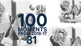 No. 81/100: Murray absolutely stuns John Tavares on the goalline