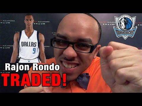 TEA: TOUGH TOPICS Rajon Rondo TRADED! Mavericks a threat?! What about NY Knicks?!