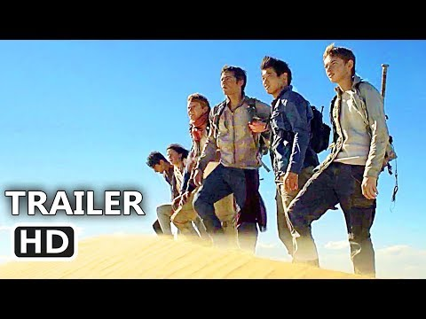 MAZE RUNNER 3 TV Spot Trailer (2018) The Death Cure, Dylan O'Brien, Kaya Scodelario Sci-Fi Movie HD