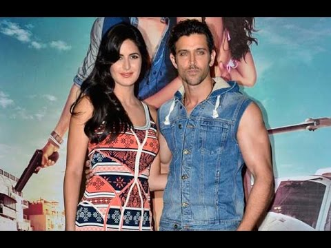 Bang Bang Song Launch: Hrithik Roshan And Katrina Kaif Sizzle It