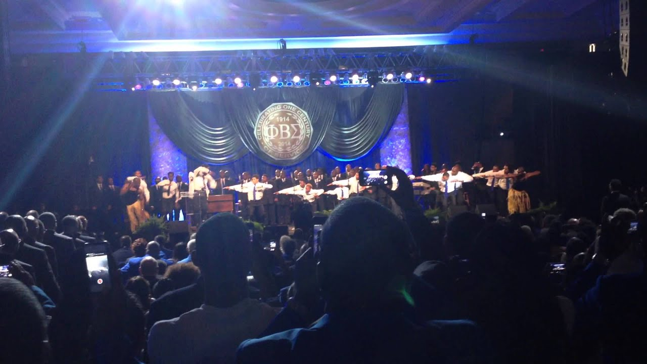 Phi Beta Sigma Centennial Phi Beta Sigma Fraternity